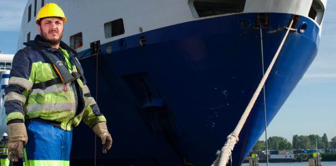 Verbeterproject Logistiek DFDS