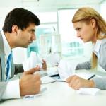Klachten over managers